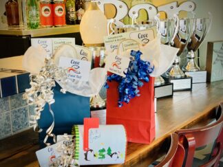Gift card bags
